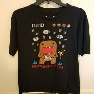 Men's Character T-shirt Domo